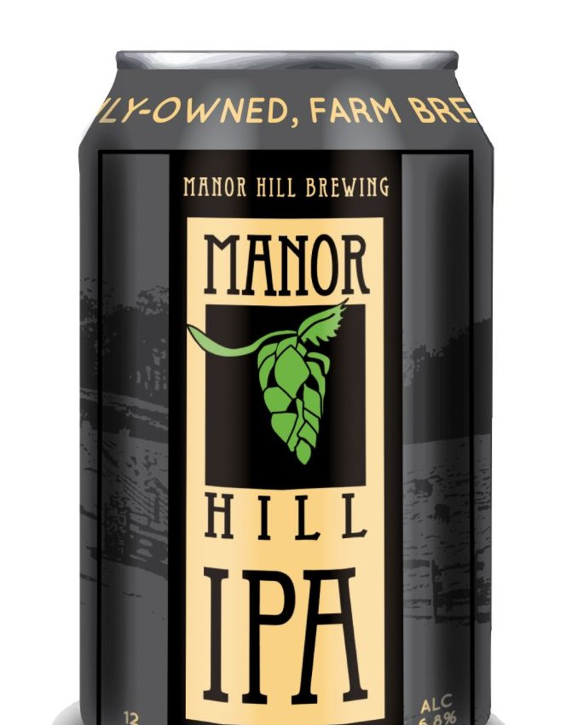Manor Hill IPA 6pk Cans