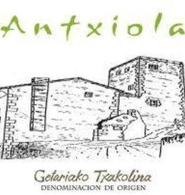 Antxiola Getariako-Txakolina