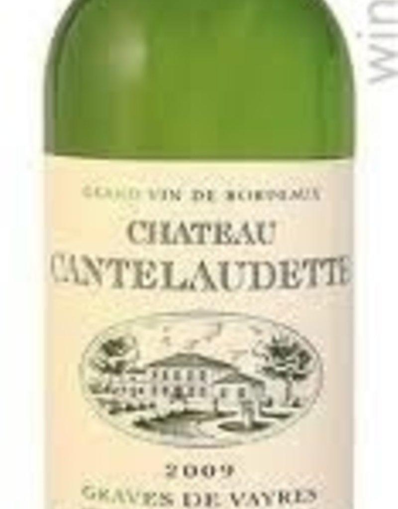 Chateau Cantelaudette Bordeaux Blanc