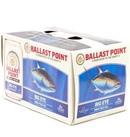 Ballast Point Big Eye IPA 6pk cans