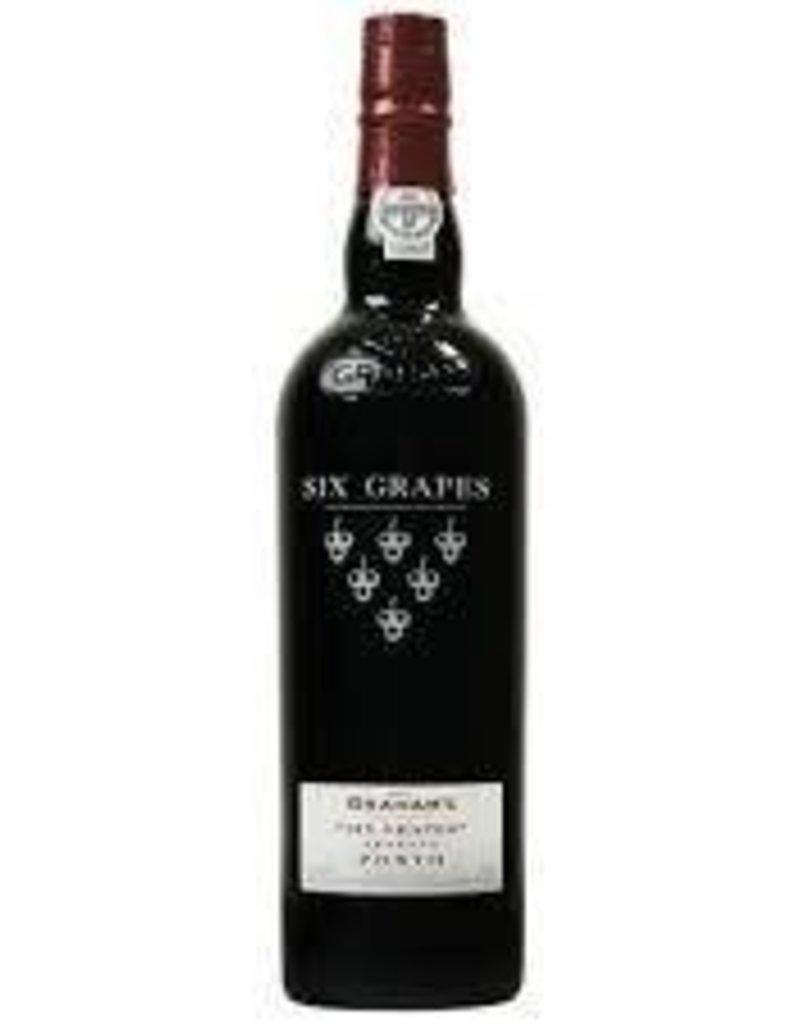 Grahams Six Grapes Reserve Port 375ml