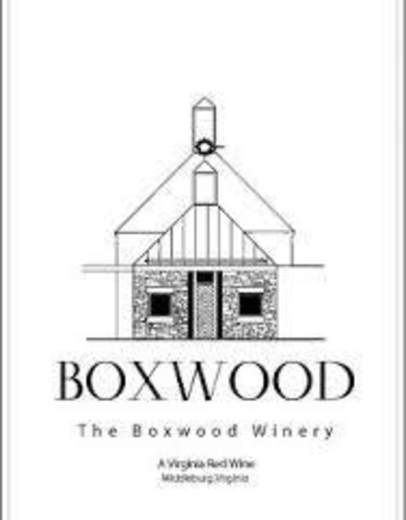 Boxwood red blend