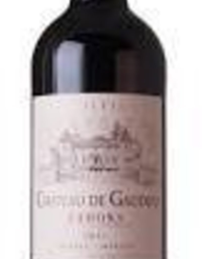 Chateau Gaudou Cahors Tradition Malbec blend