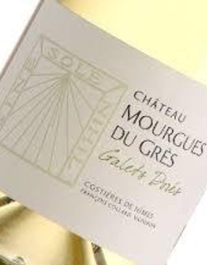 Chateau Mourgues du Gres Galets Dores
