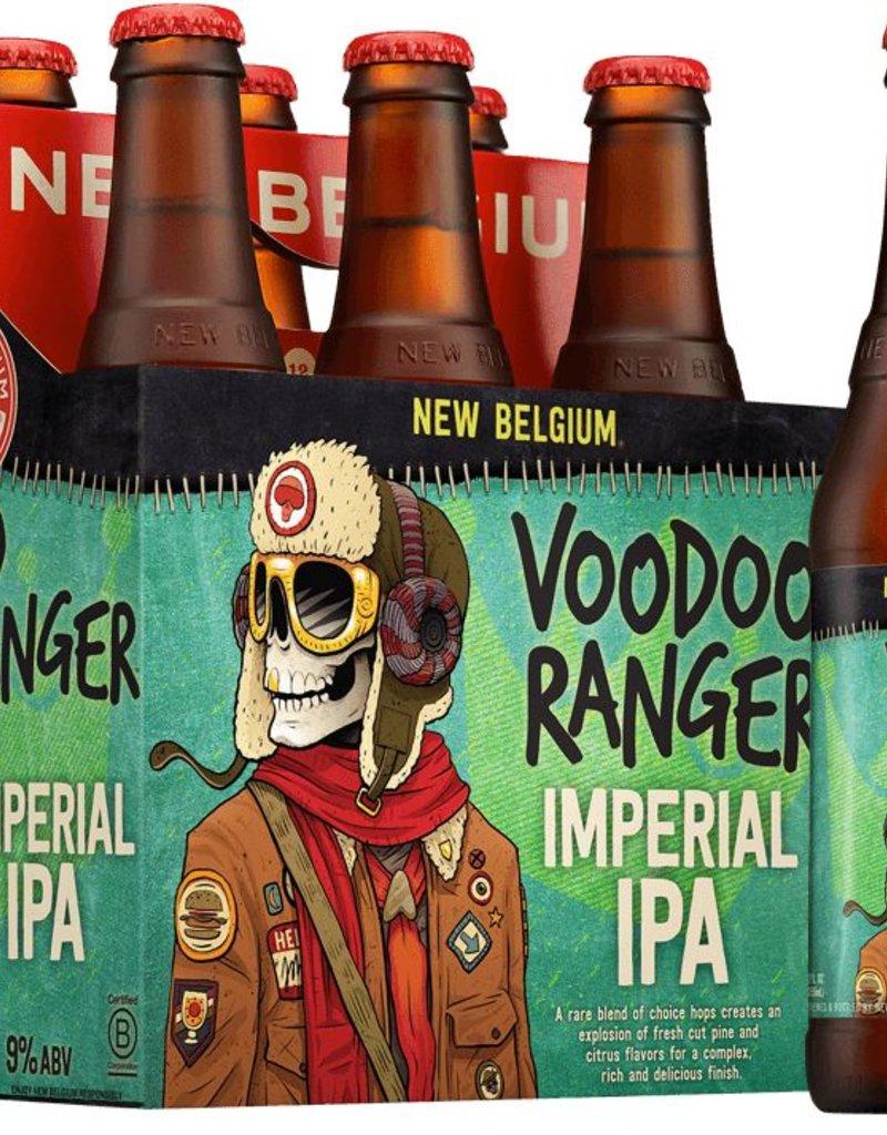 New Belgium Voodoo Ranger Imp. IPA 6pk