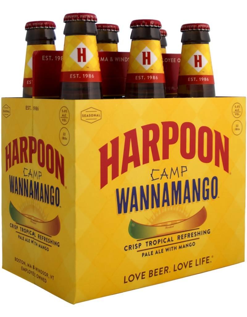 Harpoon Camp Wannamango 6pk