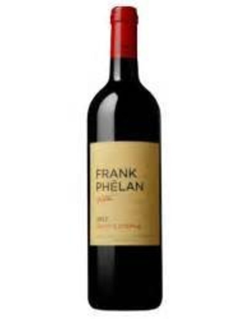 Frank Phelan St. Estephe 2012
