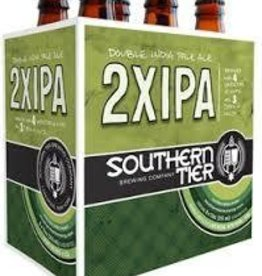 Southern Tier 2X Unfiltered IPA 6 pk btles