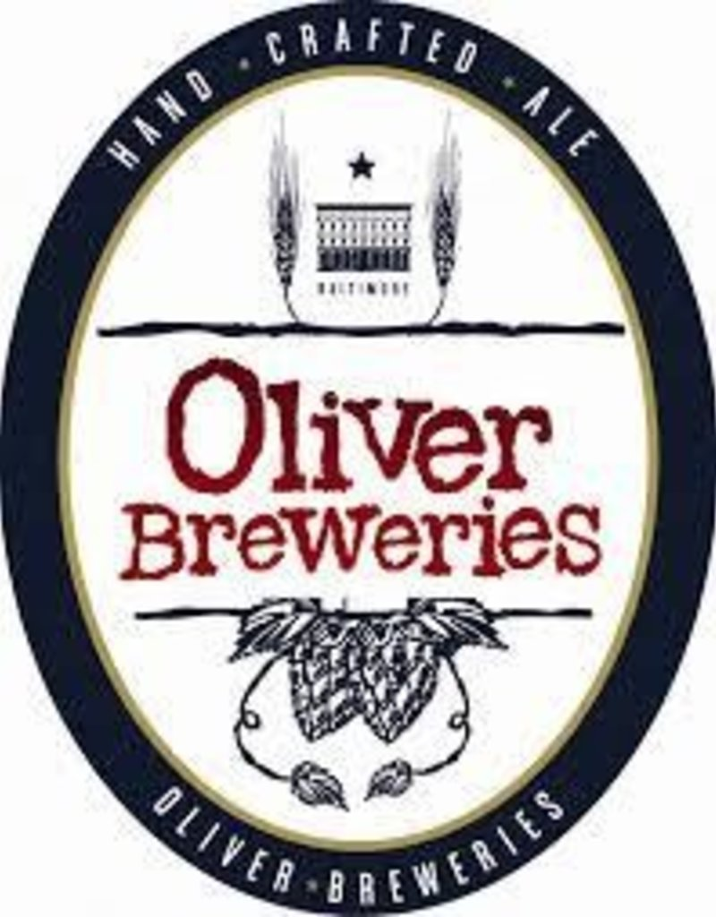 Oliver Bury the Sun English IPA 6pk cans