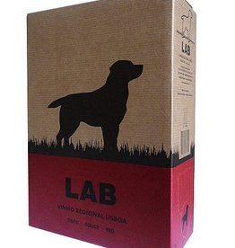 Black Lab Red Box 3L