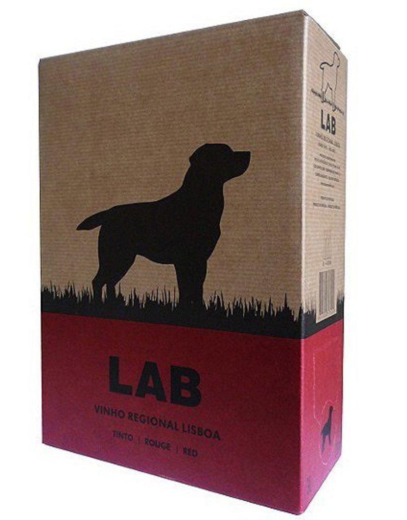 Black Lab Red Box 3L