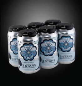 3 Stars Brewing Co. Above the Clouds 6pk cans