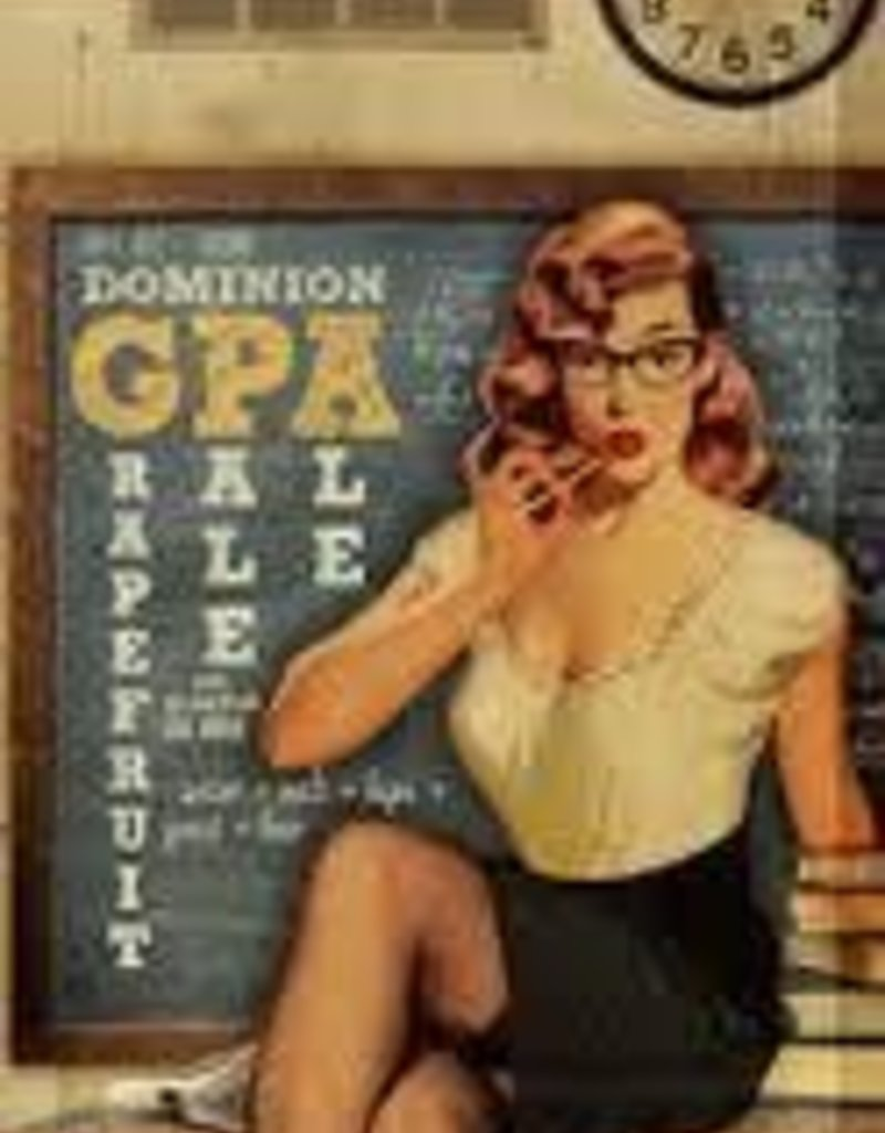 Dominion Grapefruit Pale Ale 6 pk bottles