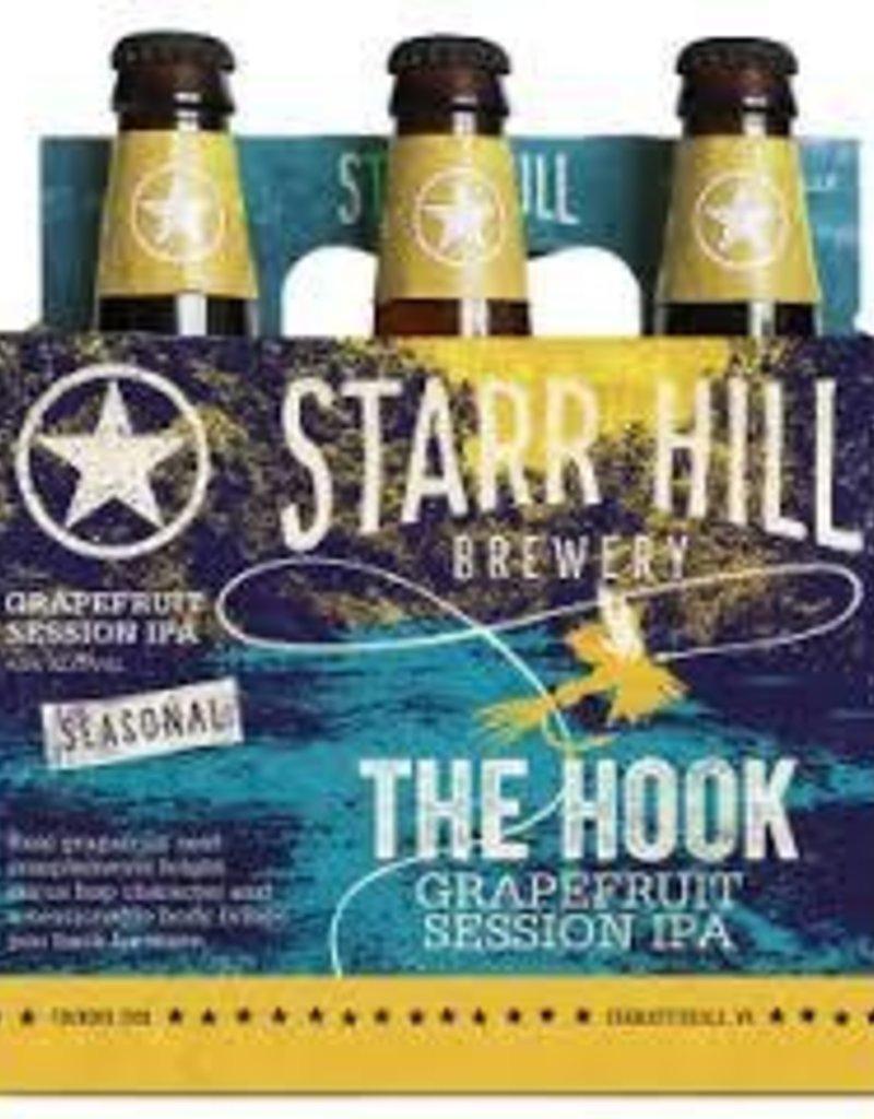 Starr Hill the Hook Grapefuit IPA 6pk btl