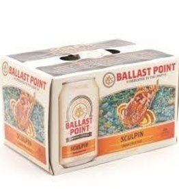 Ballast Point Sculpin 6pk cans