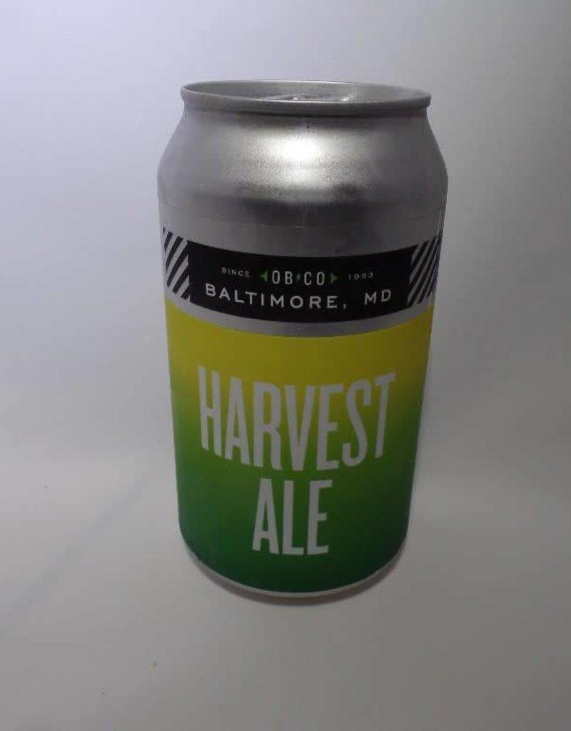 Oliver Harvest six pk 12 oz. cans