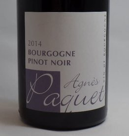 Agnes Paquet Bourgogne Pinot Noir