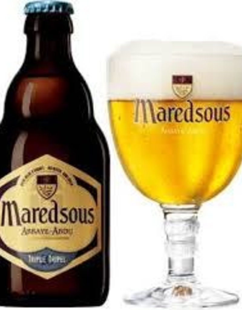 Maredsous Tripel 11.2 oz bottle