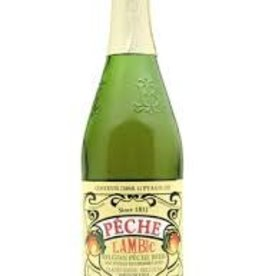 Lindeman's Peche Lambic single 12 oz bottle