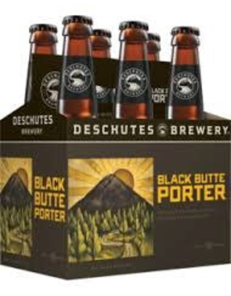 Deschutes Black Butte Porter 6pk 12oz btls