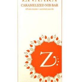 Zivaara Carmelized Nib Bar 3.4oz