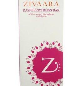 Zivaara Raspberry Bliss Bar 3.4oz