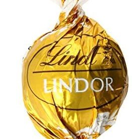 Lindor Caramel Milk Chocolate Truffles