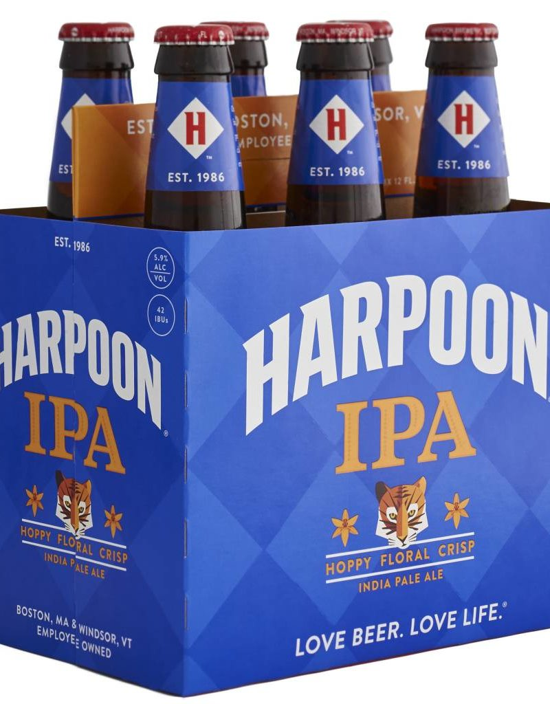 Harpoon IPA 6pk bottles