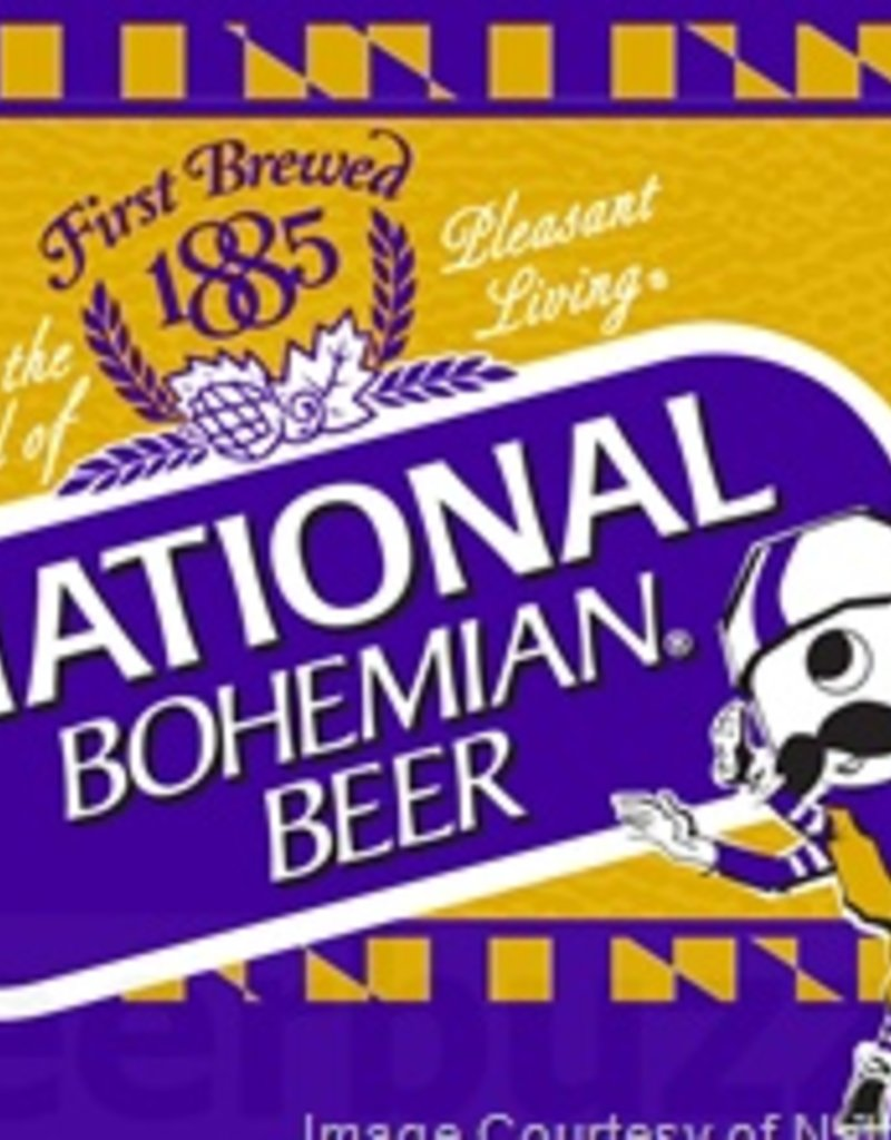 National Bohemian Cans 12pk