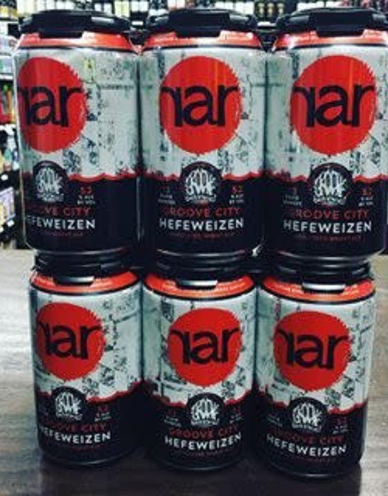 RAR Groove City Hefe 6pk cans