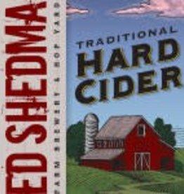 Red Shedman Hard Cider 22 oz. bottle