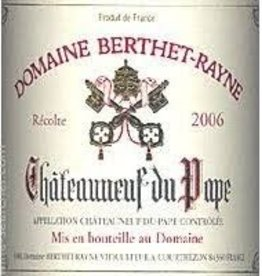 Berthet Rayne Chateauneuf du Pape