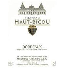 Chateau Haut Bicou Bordeaux blend