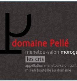 Domaine Pelle Les Cris Rouge Pinot Noir
