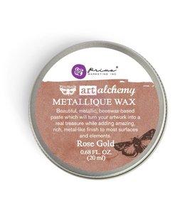 Art Alchemy Metallique Wax Rose Gold