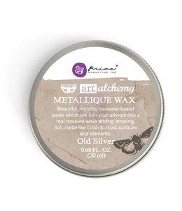 Art Alchemy Metallique Wax Old Silver