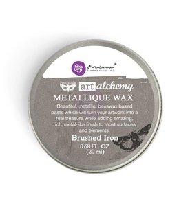 Art Alchemy Metallique Wax Brushed Iron