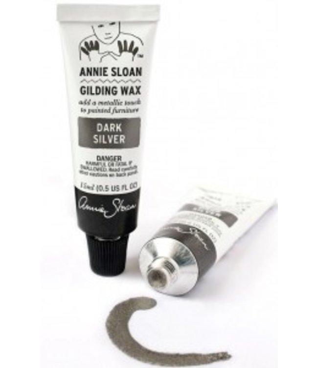 Annie Sloan Unfolded Dark Silver Gilding Wax