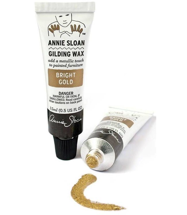 Annie Sloan Unfolded Annie Sloan Bright Gold Gilding Wax
