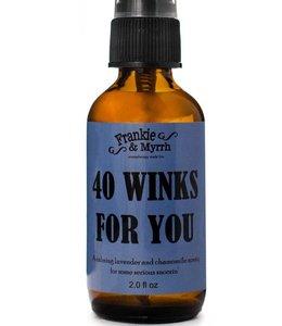 Frankie & Myrrh 40 Winks For You