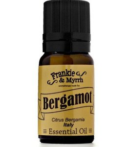 Frankie & Myrrh Bergamot Essential Oil