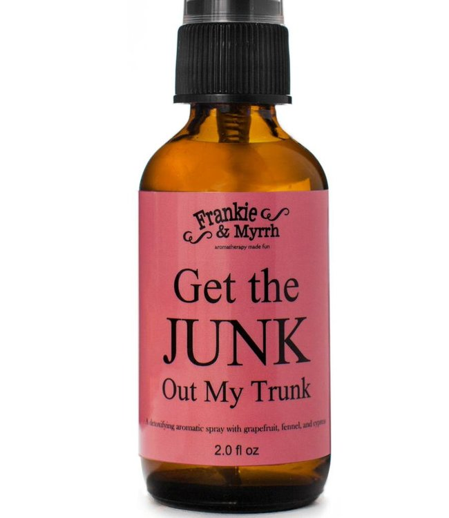 Frankie & Myrrh Get The Junk Out of My Trunk