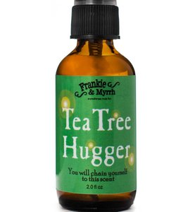 Frankie & Myrrh Tea Tree Hugger