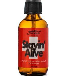 Frankie & Myrrh Stayin Alive - Germ-Fightin' Power
