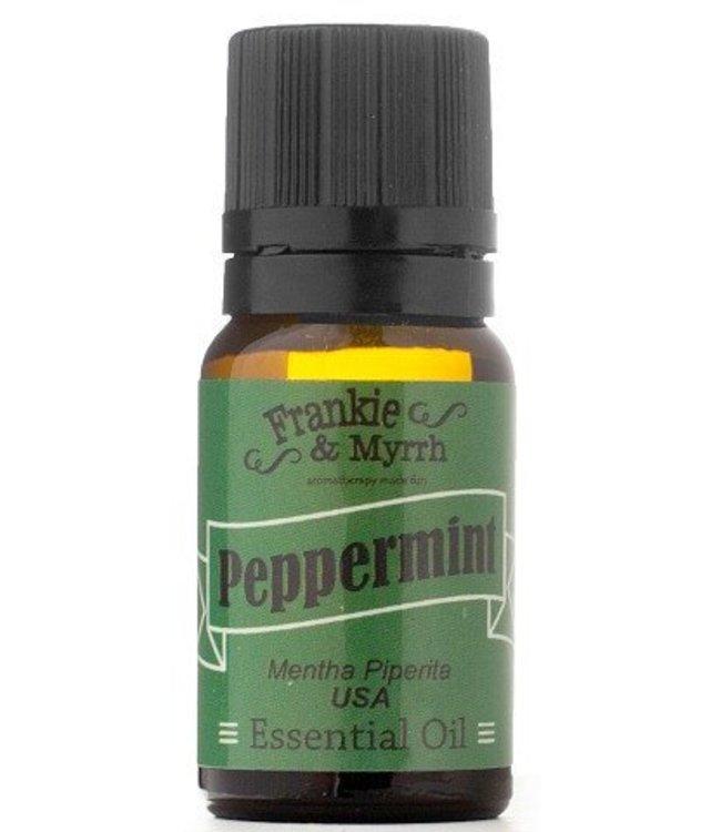 Frankie & Myrrh Peppermint Essential Oil