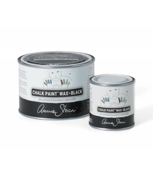 Annie Sloan Unfolded Black Chalk Paint Wax Large