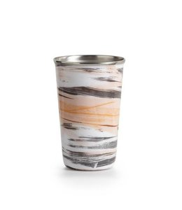 illume Coconut Milk Mango Enameled Tumbler Candle