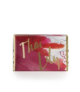 illume Thai Lily Bar Soap