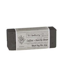 US Apothecary Coffee & Vanilla Bean Bar Soap