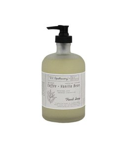US Apothecary Coffee & Vanilla Bean Liquid Hand Soap